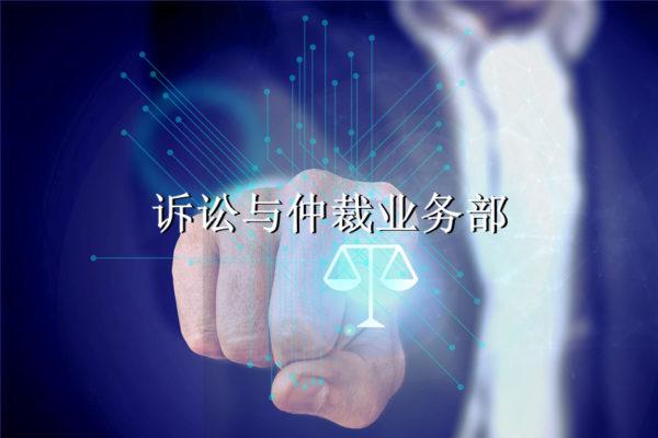 诉讼和仲裁业务